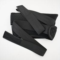 Used Back support strap black unisex 2 pcs in Dubai, UAE