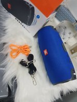 Blue speakers for party JBL higher sound