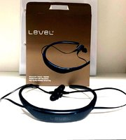 Level U Bluetooth Headset Black Colour