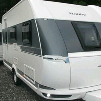 Used OnTour Mini Hobby Caravan in Dubai, UAE