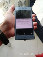 Used Xz1 Blue Dark 64Gb in Dubai, UAE
