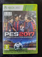 Used Xbox Game PES 2017 in Dubai, UAE