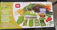 Used As seen on tv Nicer Dicer new set in box in Dubai, UAE