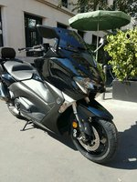Used TMAX 530 ABS in Dubai, UAE