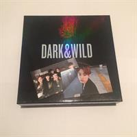 Used BTS - Dark And Wild Unsealed Album  in Dubai, UAE
