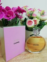 Used Chanel Chance eau de toilette 100ml in Dubai, UAE