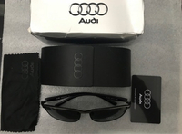 Used Audi sunglasses brand new never used in Dubai, UAE