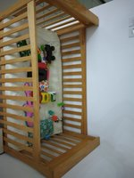 Used Baby Cradle solid wood with mattress in Dubai, UAE