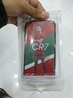 Used IPhone X cover Cr7 in Dubai, UAE