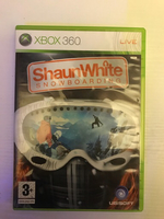Used Shaun White Snowboarding XBOX360 PAL in Dubai, UAE