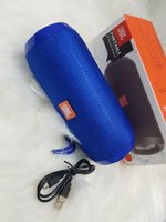 Used JBL blue small speakers higher sound,, in Dubai, UAE