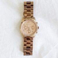 Used Michael Kors Ladies Watch  in Dubai, UAE