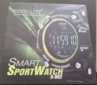 Used New sporty smart watch in box in Dubai, UAE