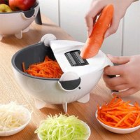 Used Brand new wet vasket vegetable cutter in Dubai, UAE