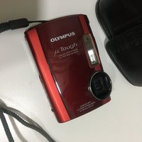 Used Olympus u Tough (red) 12MP in Dubai, UAE