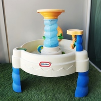 Used Little Tikes Spirallin Seas Water Table in Dubai, UAE