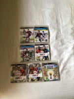 Used PS3 FIFA GAMES 10-15(WORLD CUP INCLUDED) in Dubai, UAE