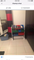 Used Plastic rubber storage and book shelves  in Dubai, UAE