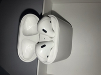 Used Orginal apple airpods with FREE COVER in Dubai, UAE