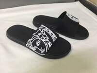 Used Versace men's slippers size 42 new  in Dubai, UAE