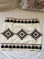 Used Short skirt with embroidery  in Dubai, UAE