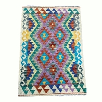 Used Bohemian Handmade Rug - Design 2 in Dubai, UAE