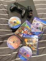 Used Ps4 (if you want without cds ok) 500gb in Dubai, UAE