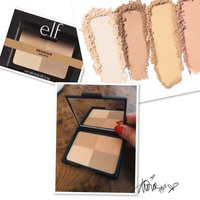 Used Elf Golden Studio Bronzer 💙 in Dubai, UAE