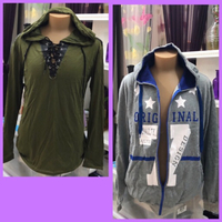 Used Hoodies and Sweatshirt/Large/Medium  in Dubai, UAE