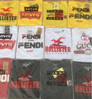 Used Brand T-shirt  6pics for 80AED in Dubai, UAE