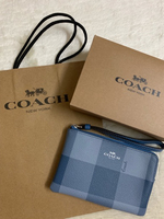 Used original Coach wristlet in Dubai, UAE