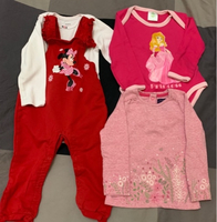 Used Long sleeves and overalls 12-18 months in Dubai, UAE