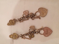 Used Dior earings in Dubai, UAE
