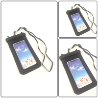 Used New 3Pcs Universal Phone Waterproof Bag  in Dubai, UAE