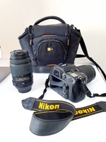Used NIKON D7100 DSLR WITH EXTRA LENS in Dubai, UAE