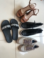 Used Bundle Original Branded Footwear in Dubai, UAE