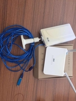 Used 4G wireless router + signal amplifier  in Dubai, UAE