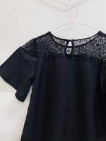 Used MAX Crop top black with Gift  in Dubai, UAE