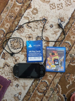 Used Psvita + 1 Game in Dubai, UAE