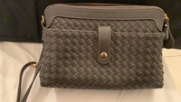 Used Grey bag  in Dubai, UAE