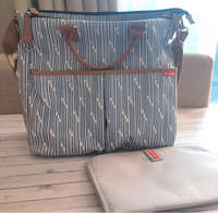 Used Preloved Skiphop Baby bag, Nursery bag in Dubai, UAE