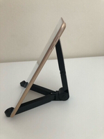 Used Foldable tablet holder stand 2pcs in Dubai, UAE