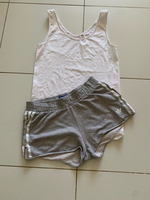 Used Shorts by adidas and top free in Dubai, UAE