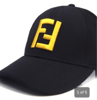 Used FENDI New Black Cap🧢 in Dubai, UAE