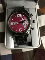 Used Brand new USPA watch for men stainless in Dubai, UAE