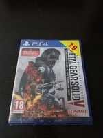 Used Metal gear ps4 game brand new seal pack in Dubai, UAE