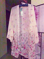 Used ‼️Floral Chiffon Kaftan CLEARANCE ‼️ in Dubai, UAE