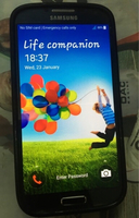 Used Samsung galaxy S4 | 16 GB I 2GB ram in Dubai, UAE