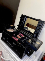 Used Makeup Trolley Luggage Medium in Dubai, UAE