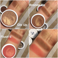 Used Colourpop Highlighter/Bronzer/Blush Set in Dubai, UAE